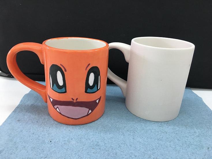 10oz Straight-sided Mug