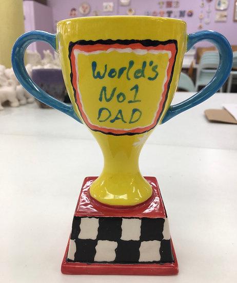 Trophy 16.5cm H