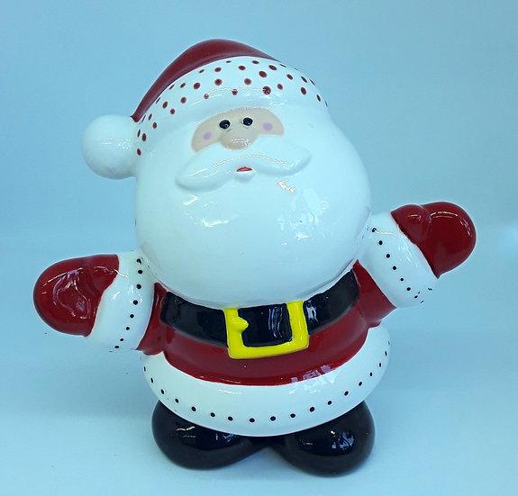Large Santa figure - 16cm h