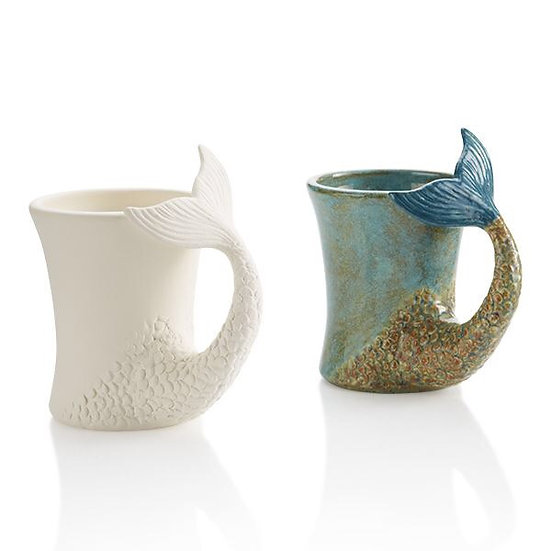 Mermaid tail mug - 10oz