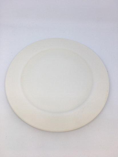 Rimmed Plate (Dinner)