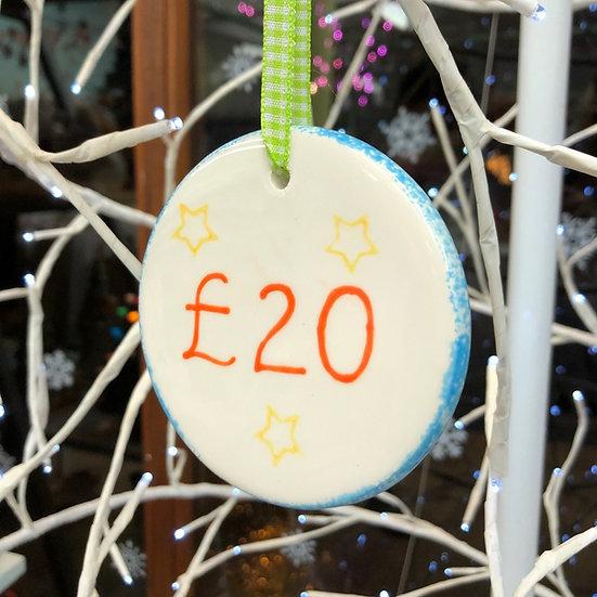 £20 gift Token