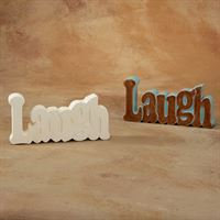 LAUGH word