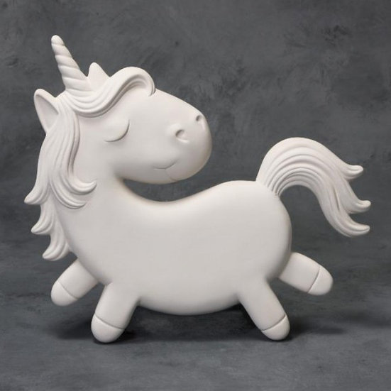 Large Unicorn Plaque