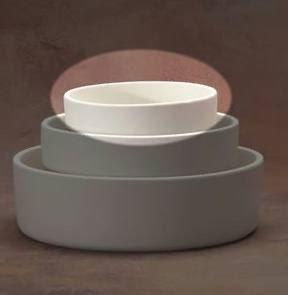 Small straight-sided pet bowl 14.6cm x 5.7cm