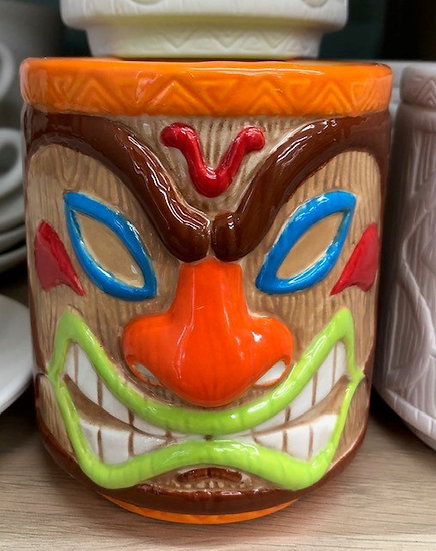 Tiki Pot - perfect for cocktails!
