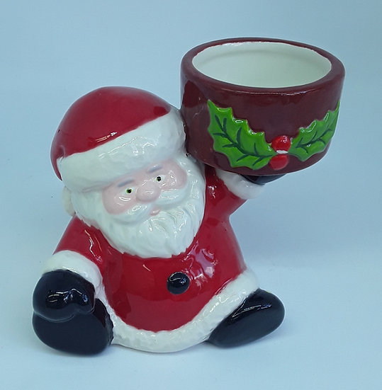Tealight Santa