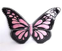 Large Butterfly Plaque