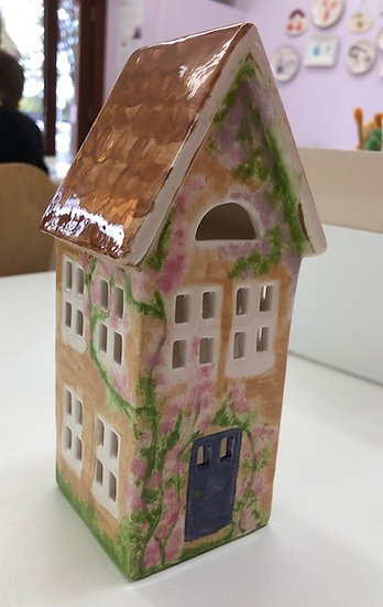 Tall House Lantern