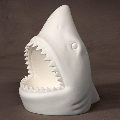 Shark Head Plaque