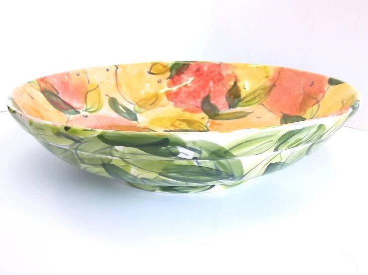 """12"""" fruit or pasta bowl"""