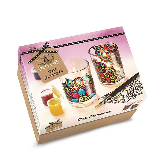 Glass Painting Kit 2