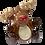 Thumbnail: Large Reindeer Figure