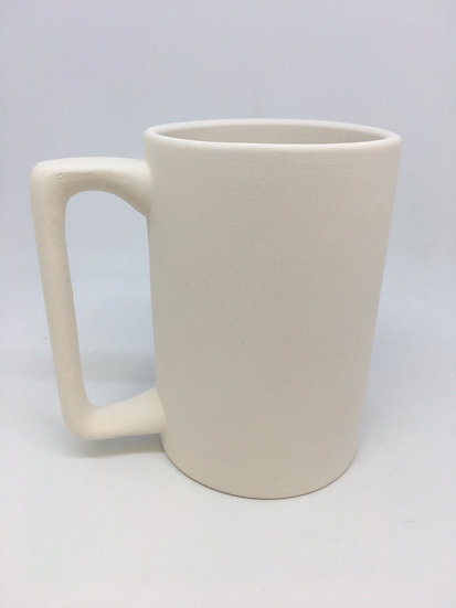 Straight Handle Mug
