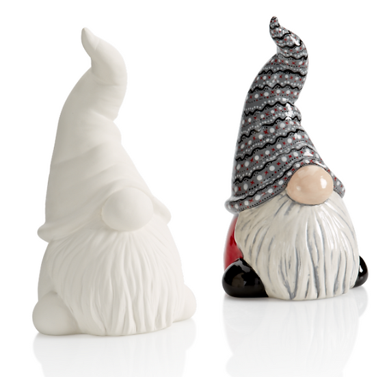 Gnome with tall hat Lantern
