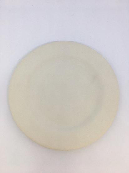 Rimmed Plate (Side)
