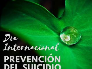 Dia Internacional de la prevención del suicidio