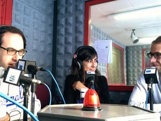 """Colaboración en Radio Esparreguera con """"La revolució dels Pollastres"""""""