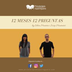12 meses 12 preguntas | Esparreguera