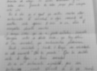 Experiencias en terapia: Carta para ti