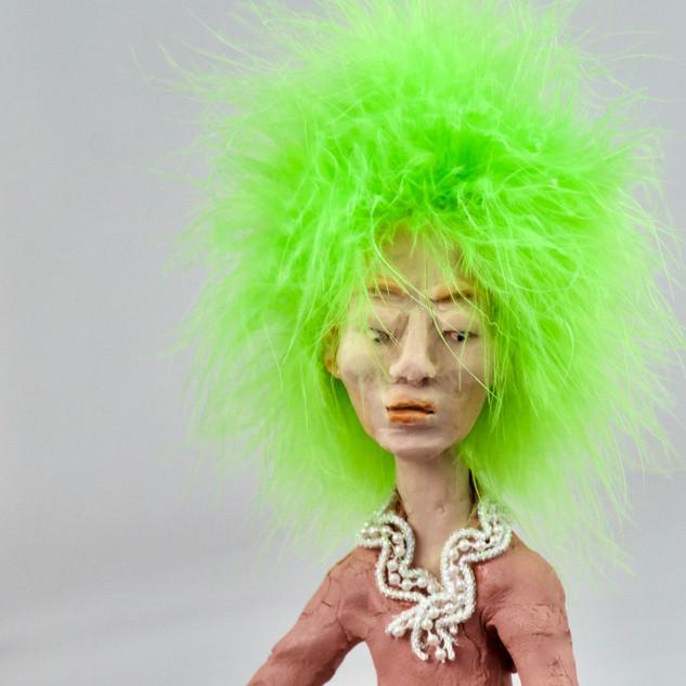 Anomaly, Hair raiser