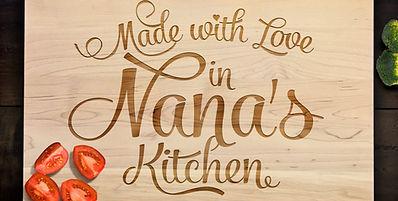 CuttingBoard_Maple_Made with Love in Nan