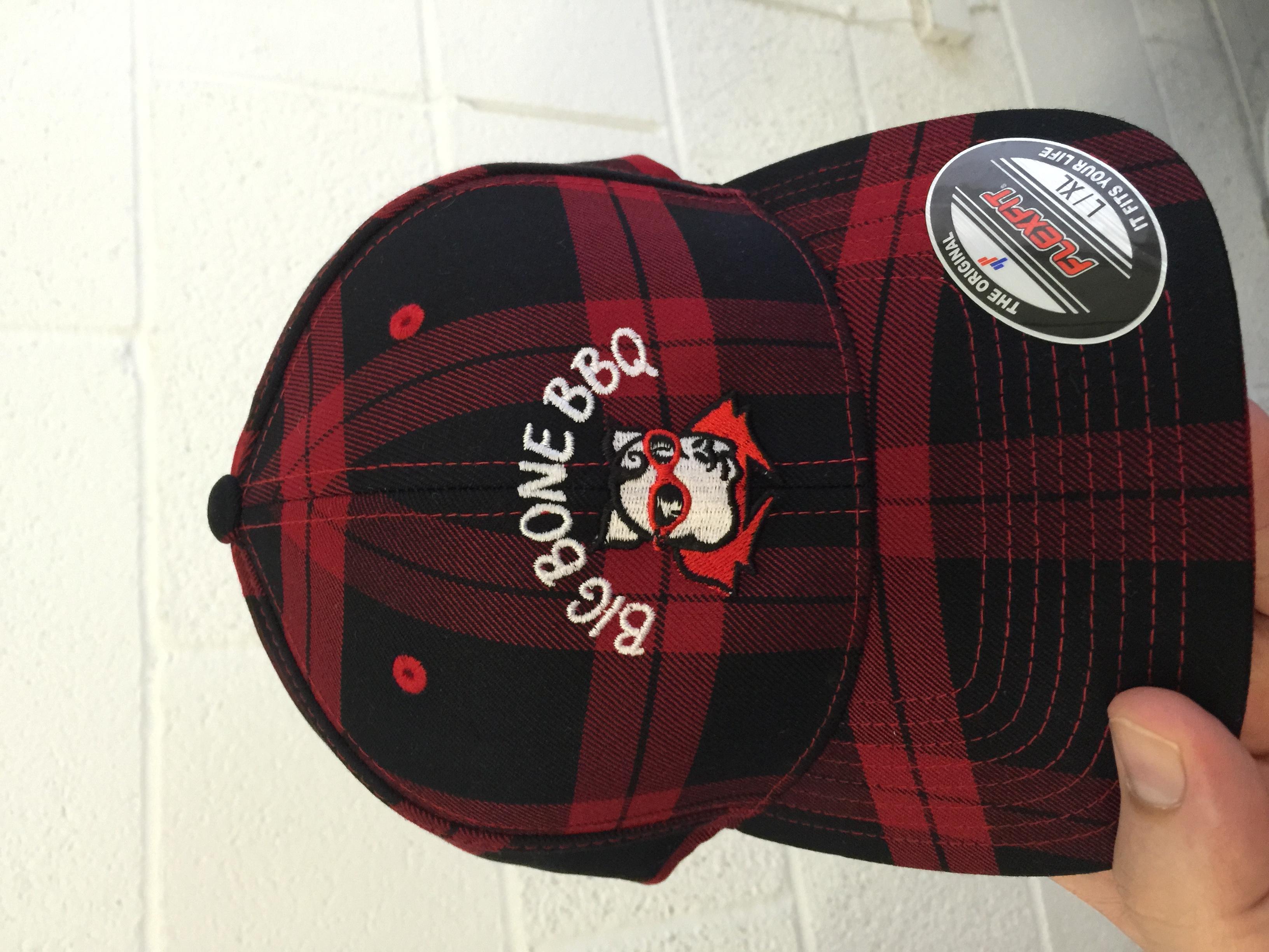 embroidered hat design