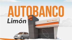 Banco Popular inauguró auto-banco en Puerto Limón.