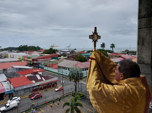 "Obispo de Limón: ""Costa Rica se nos va de las manos"""