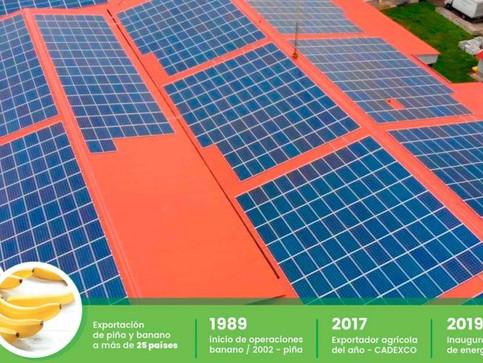 Grupo Acón instala uno de los proyectos de energía solar más grandes de Costa Rica.