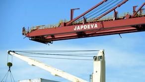 Japdeva ayudará nuevamente a Apm Terminals