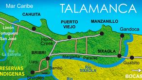 Coronavirus: Talamanca fue el sexto cantón del país con más casos este domingo