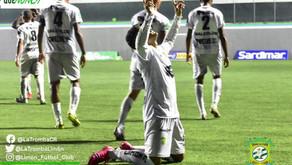 Limón FC gana su primer partido del torneo y sale del sótano