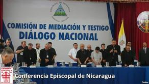 Equipo de la CIDH se instala en Nicaragua para reiniciar diálogo.