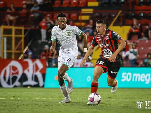 Limón FC buscará ante Alajuelense su segunda victoria consecutiva del torneo