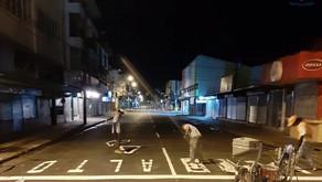 Municipalidad anuncia cambios en la demarcación de las calles del casco central