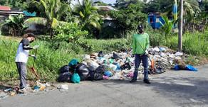 Recolectores de basura fueron asaltados en Corales 1