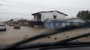 CNE declara alerta amarilla en el Caribe por lluvias
