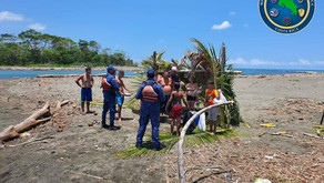 Autoridades aplicarán multa de más 450 mil colones a quienes ingresen a las playas