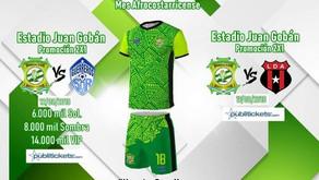 Limón FC estrenará uniforme conmemorativo al día del negro.