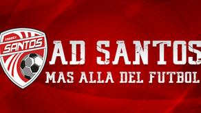 Santos quedó eliminado de la Liga Concacaf.