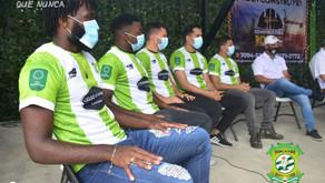 Limón FC presenta nuevos refuerzos de cara al próximo torneo