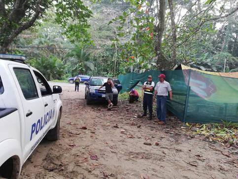 Municipalidad de Talamanca autorizó construcción ilegal dentro de zona pública marítimo terrestre
