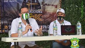 """Luis Fallas: """"Yo no renuncié, (...) les indiqué que la decisión quedaba en ellos"""""""