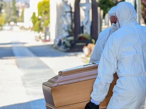 Covid-19: País registra la mayor cantidad de muertes desde el inicio de la emergencia