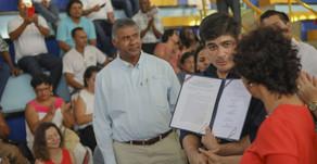Presidente firmó decreto para el desarrollo de la 'Mesa Caribe'.