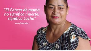 Este sábado será la novena caminata contra el cáncer de mama