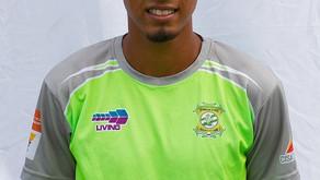Miguel Tercero, el joven que cumplió su sueño de debutar en primera.