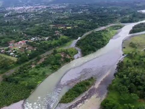 Construirán dique en río Reventazón para prevenir inundaciones en Siquirres