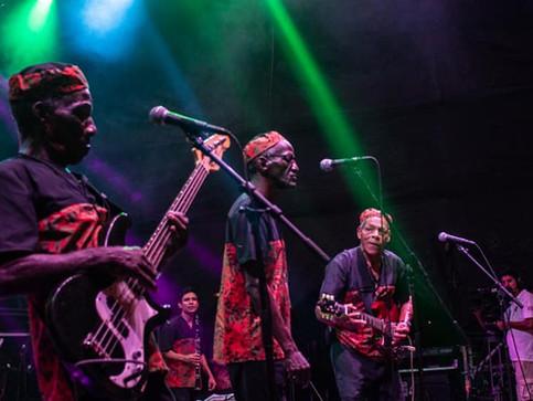 Banda de Conciertos y Kawe Calypso se unen para celebrar cultura negra en Limón
